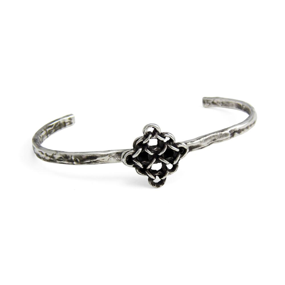 Rampart Bracelet- Sterling Silver- by Pennyroyal Jewelry