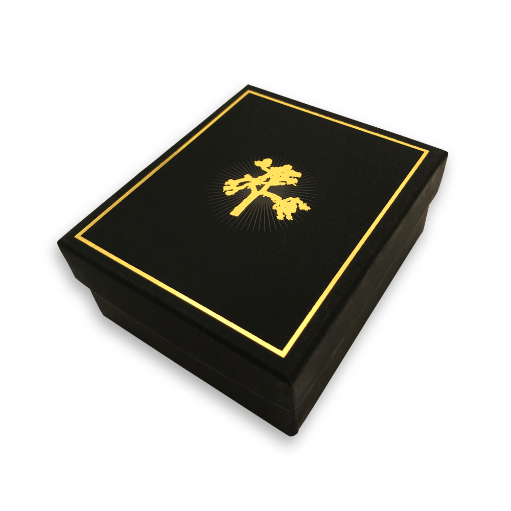 U2- The Joshua Tree Jewelry- Custom Packaging- by Pennyroyal Jewelry