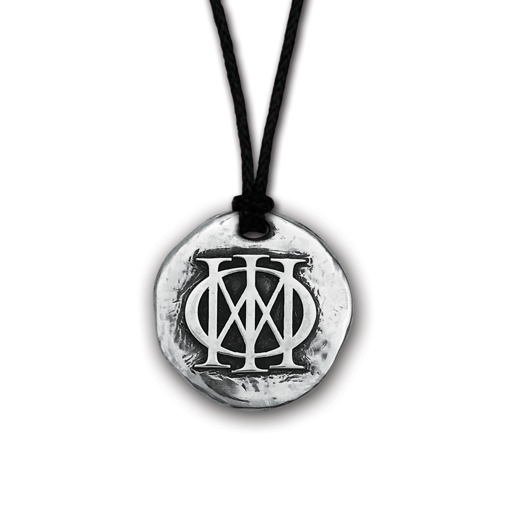 Dream Theater- Majesty Logo Pendant- by Pennyroyal Jewelry