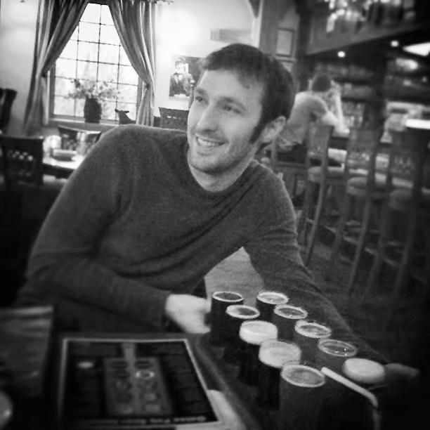 Ryan Titus, Craft Beer Consultant