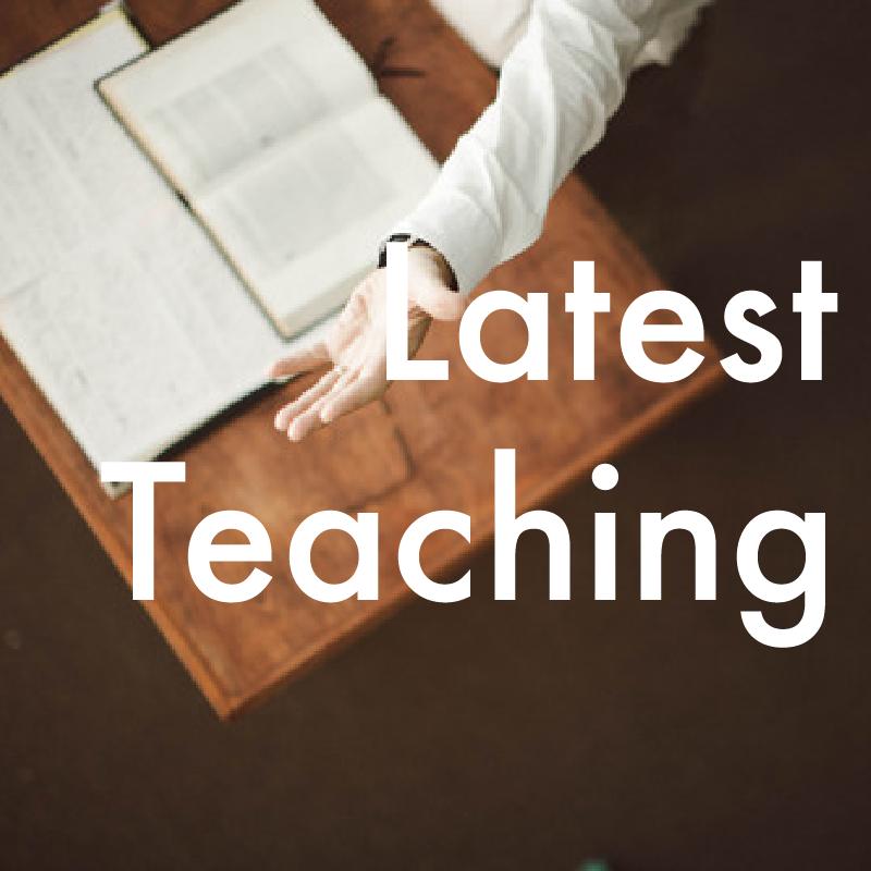 latest-teaching