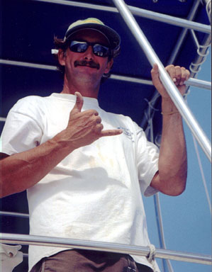 Maka Hou Skipper Tim Hale
