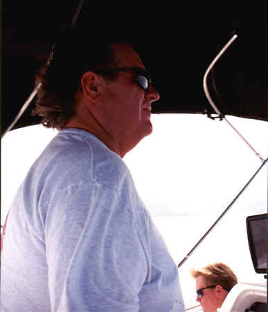 Maui fishing charter captain Doug Barna
