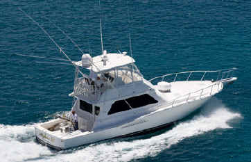 Hawaii fishing charter boat Mahea B