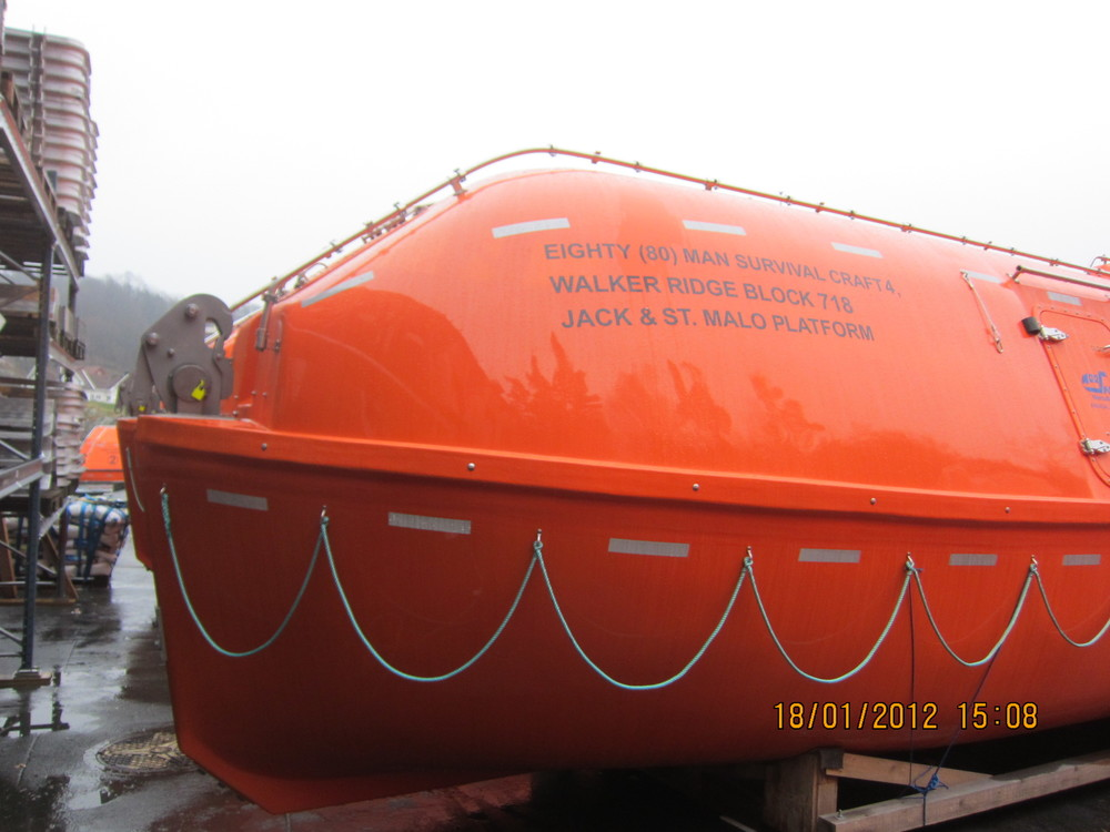 Norsafe Lifeboat