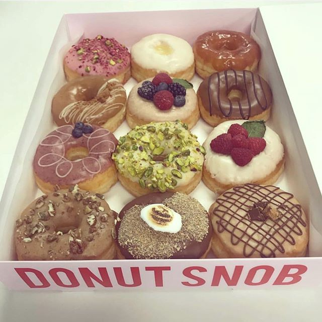 A dozen reasons why Carbs are probably your soulmate 💕 . . . . 🍩Assorted 1 Dozen Standard Box 📷 @emilyalevine #donuts #doughnuts #eatmoredonuts #idonutcare #instadaily #treatyoself #food #yum #instayum #laeats #dinela #yahoofood #birthday #weekendeats #la #donutsnob #love  #buzzfeast #beautiful #butfirstcoffee #nomnomnom #la #goals #instagood #photooftheday #foodstagram #mondaymotivation