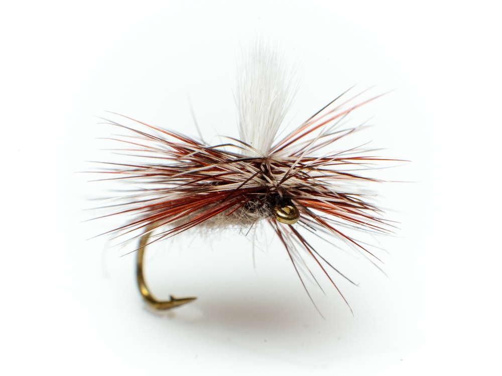Parachute adams – emerger
