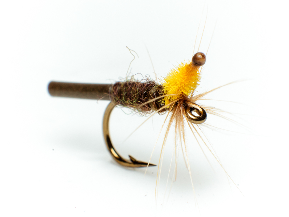 Stick caddis – wet fly