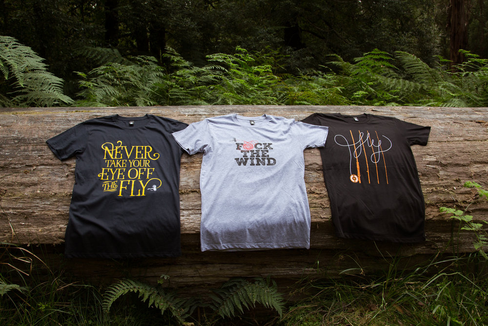 New tees are in