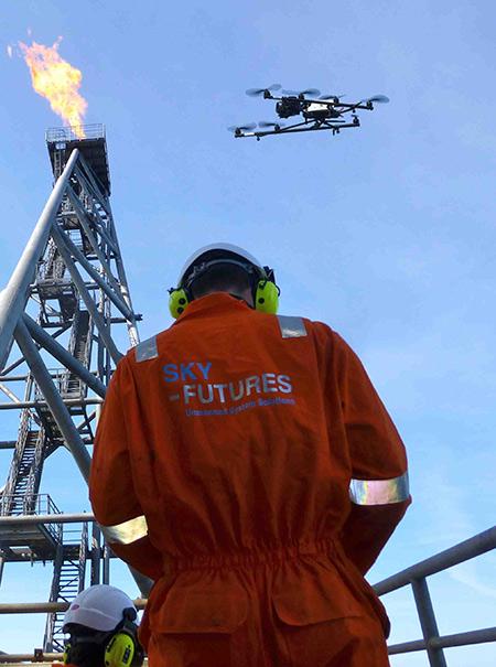 Sky-futures UAV inspection