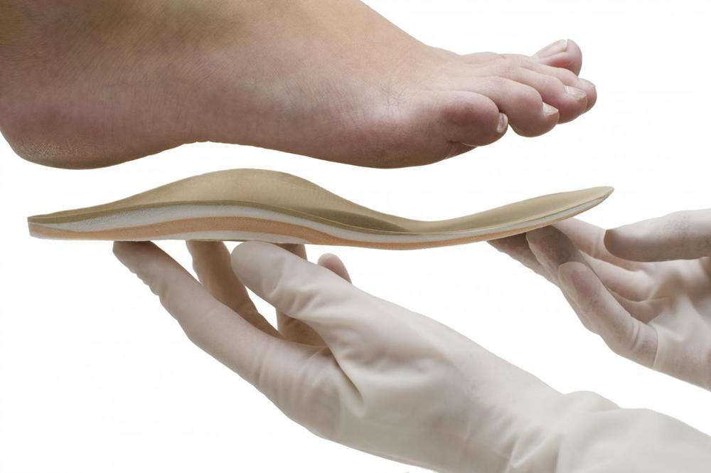 Custom Orthotics Highett Podiatry sore feet arches
