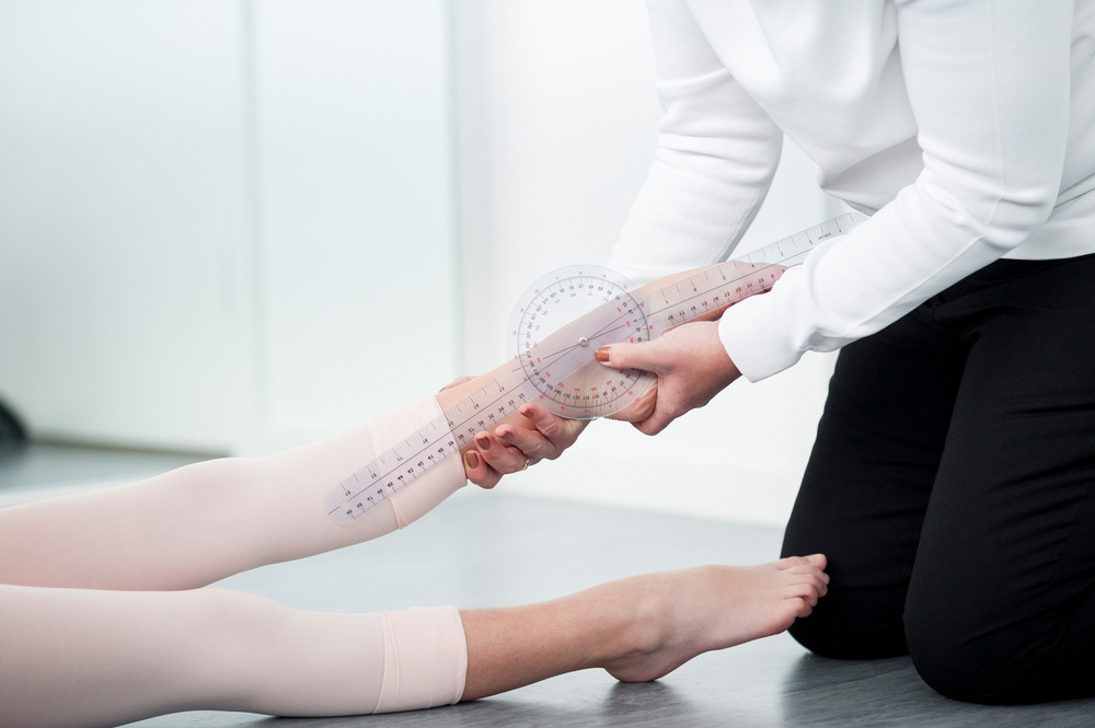 Pre-pointe assessment Highett Podiatry