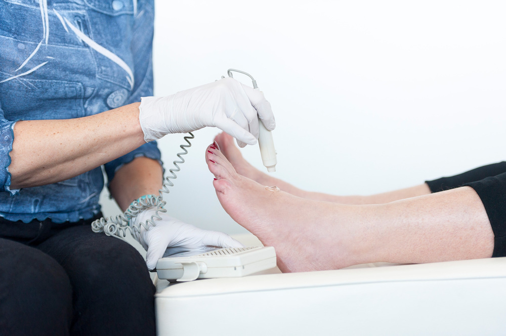 Diabetic foot assessments