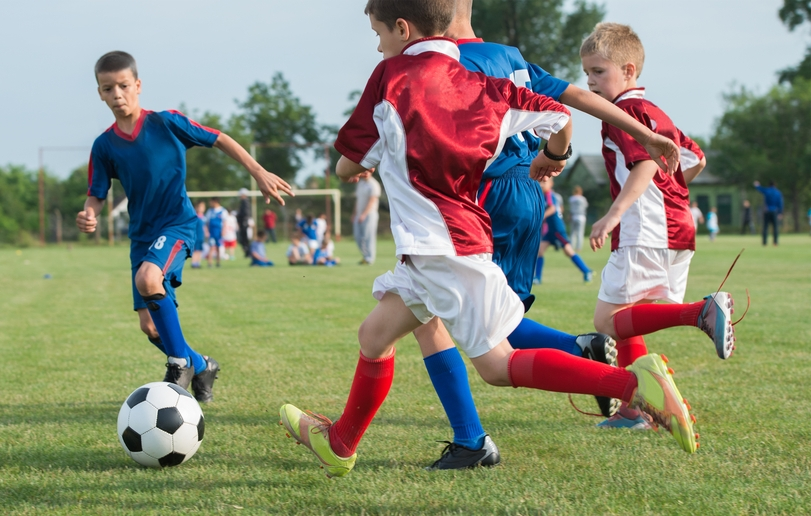 Childrens' sports injur ies