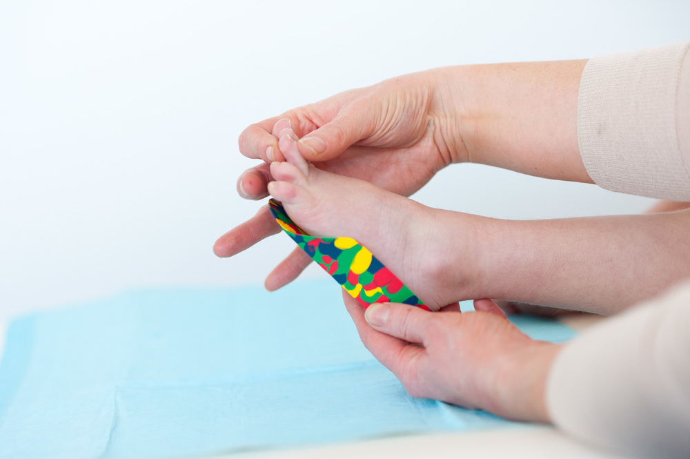 Children's orthotics insoles podiatrist Highett Podiatry Melbourne