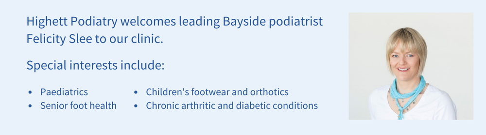 Felicity Slee Highett Podiatry
