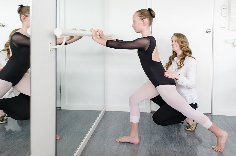 Ballet Pre Pointe Assessment Highett Podiatry