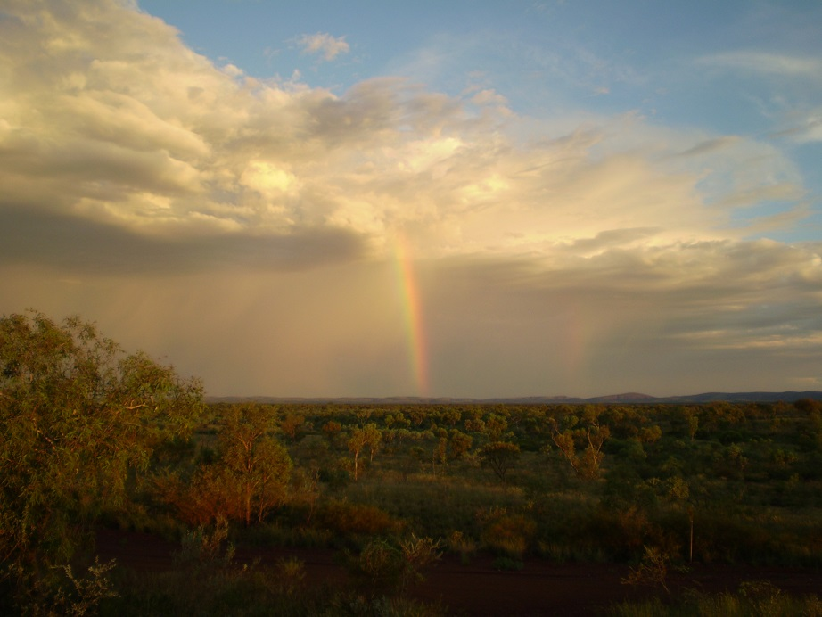 #Another spectacular Karijini skyshow!!.JPG