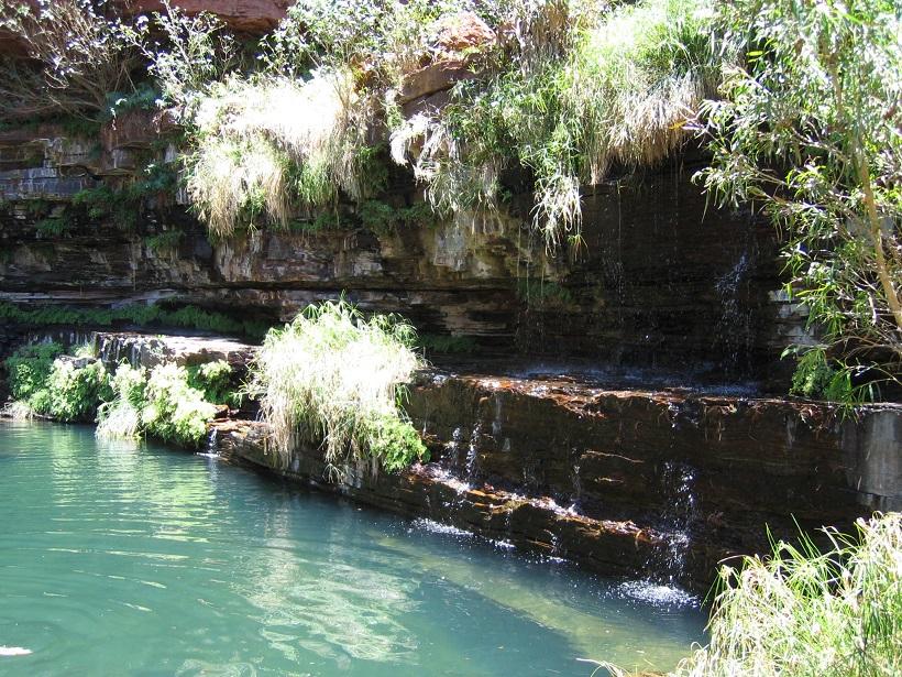 #Sensational Circular Pool in Dales Gorge..jpg