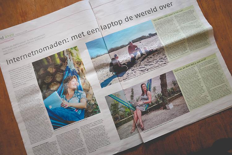 Digitale Nomaden Nederland