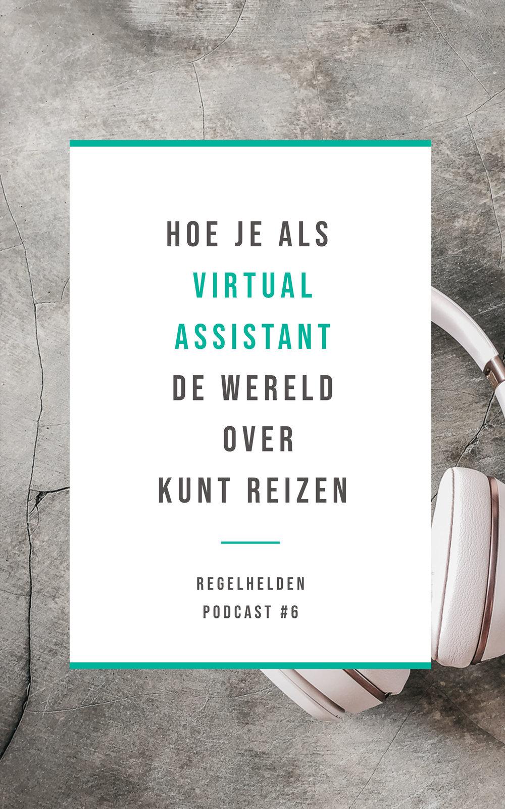 Podcast Digital Nomad Nederland