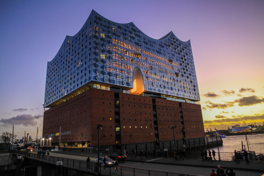 Hamburg Elbphilharmony