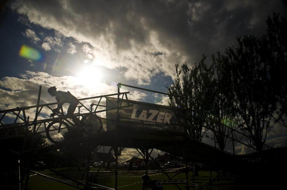 Lazer Bridge. Photo: A. Robson