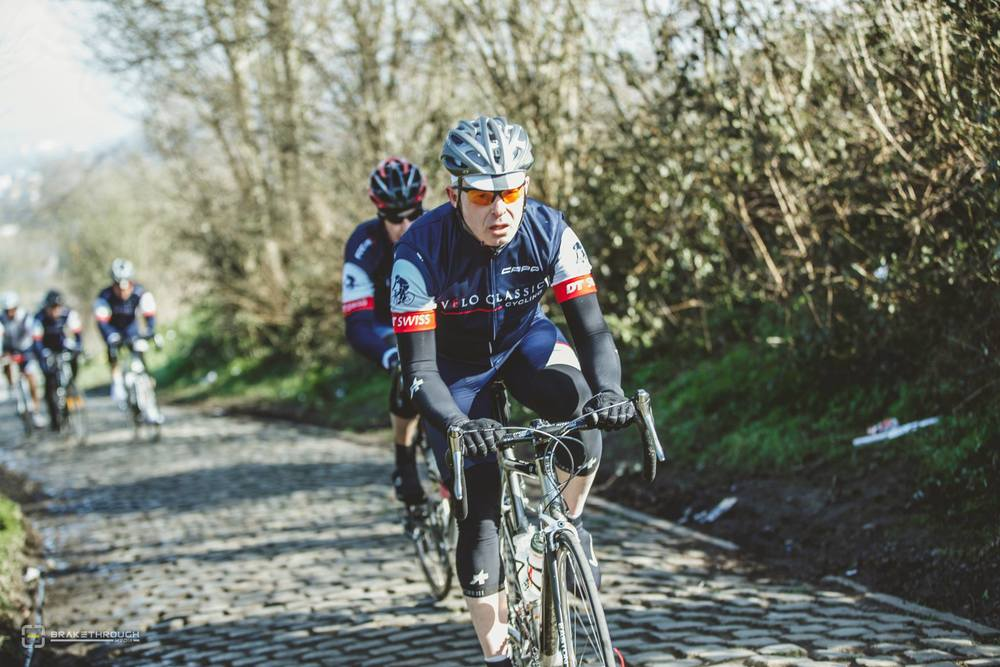 Photo: Brakethrough Media/Velo Classic Tours