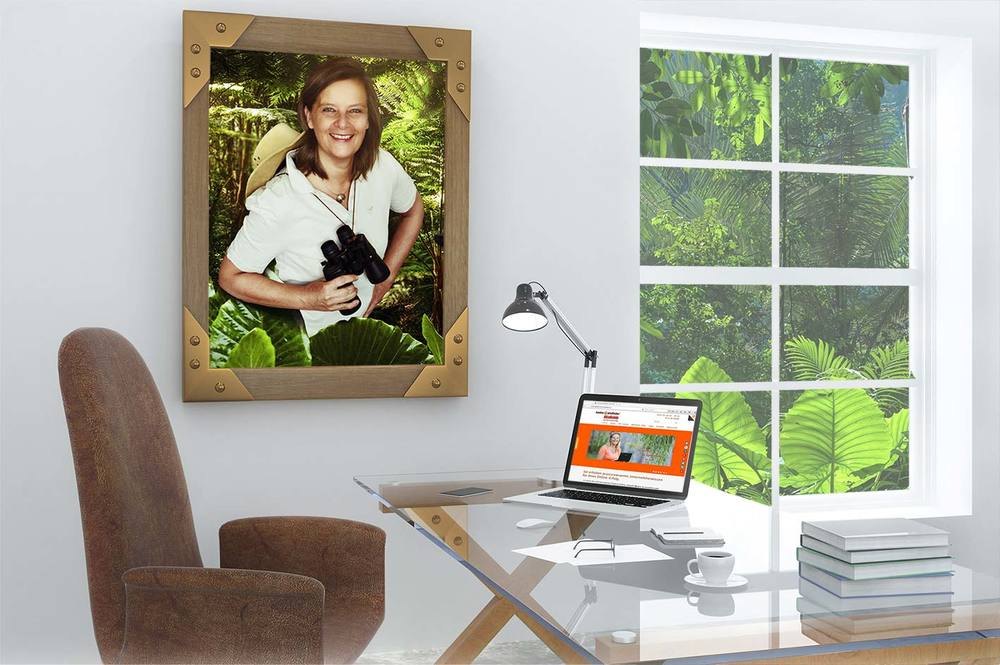 Susanne Hillmer hilft durch den social Media-Dschungel: Als Kundenpfadfinder bietet sie Unternehmen Unterstützung im Social Media- und Online-Marketing.
