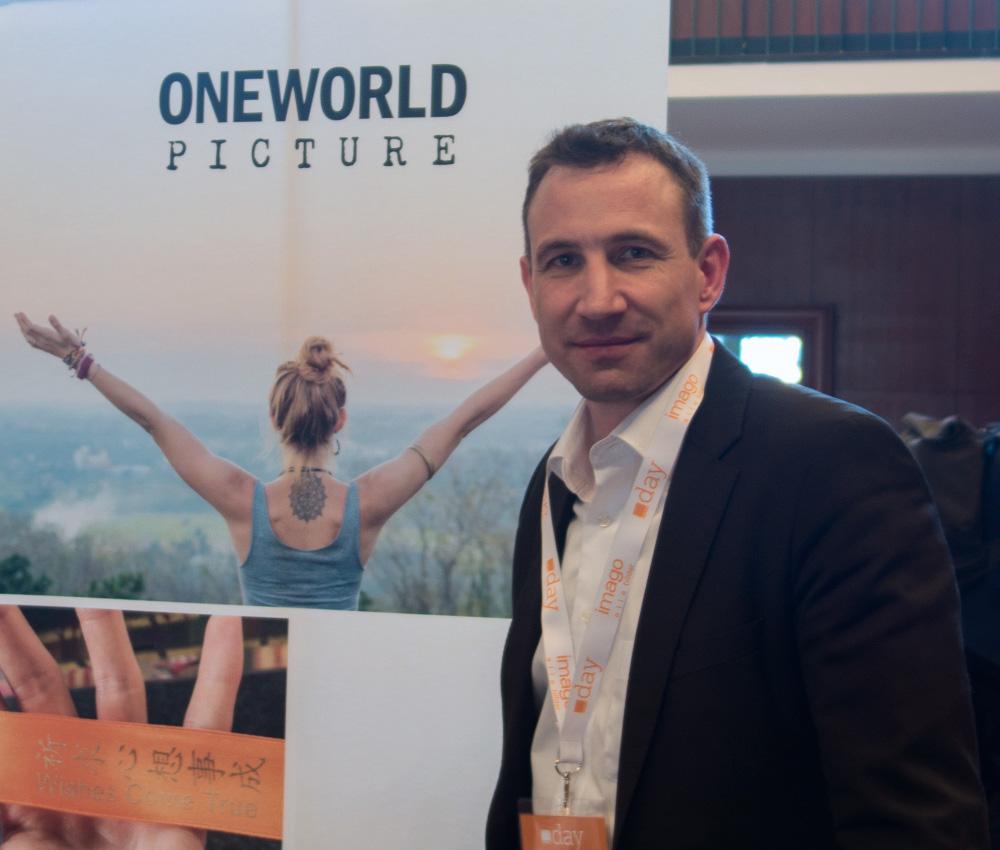 Stefan Oberhauser, Inhaber der Bildagentur ONEWORLD PICTURE