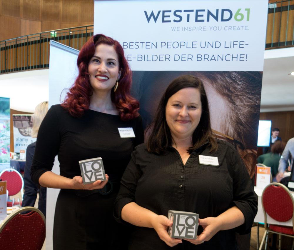 Danke für die vielen interessanten Informationen, die ich bei Beatrice Wanek und ihrer Kollegin von Westend61 erhalten habe.