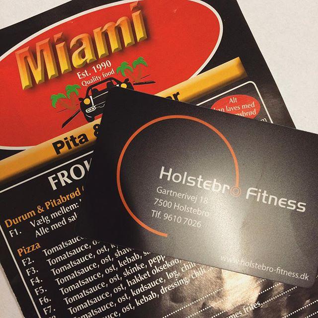 Vis dit medlemskort og få 10% på alle bestillinger hos Miami Pizza! 😋 #holstebro #fitness @holstebrofitness #Miami #pizza #gains #carbs