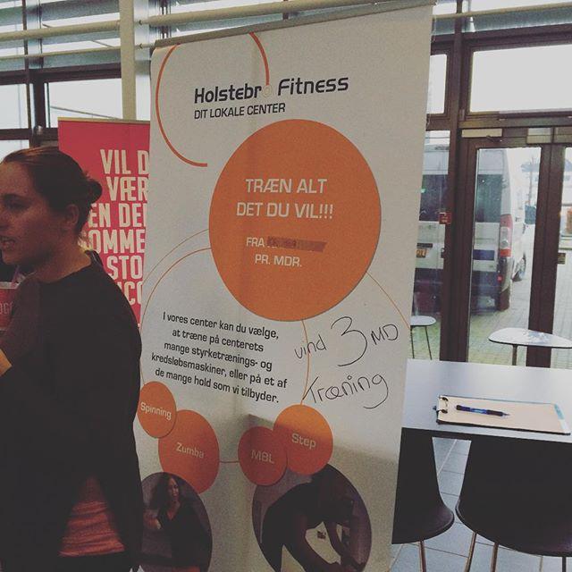 Kom forbi vores på VIA og vind 3 måneders gratis træning! 💪🏽#holstebro #fitness #holstebrofitness #VIA