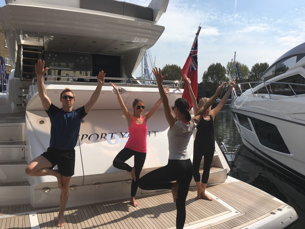 Yacht Fitness, Fitness,Training, personal Training, Globale services, London