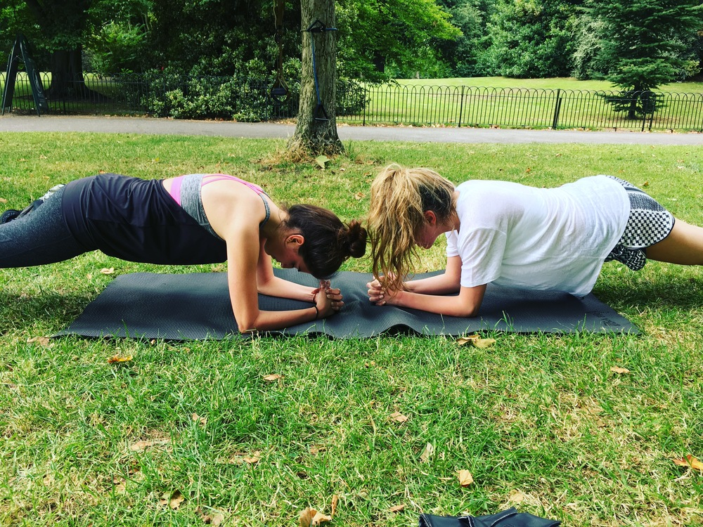 Scandinavian Fitness, Personal Training, London, Notting Hill, Cheslea, Kensington, Mayfair, Fitness, Training, female personal trainers, park training