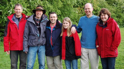 Kubb South West 2007