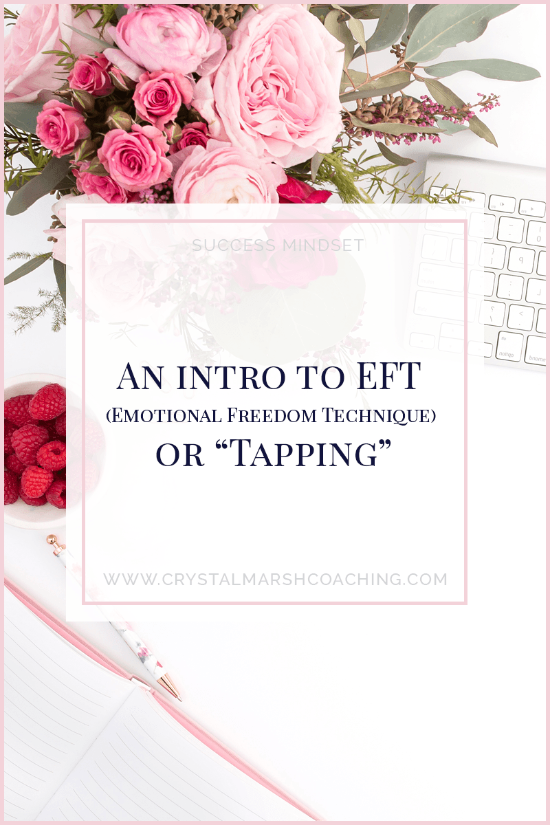 An introduction to EFT (Emotional Freedom Technique) or Tapping