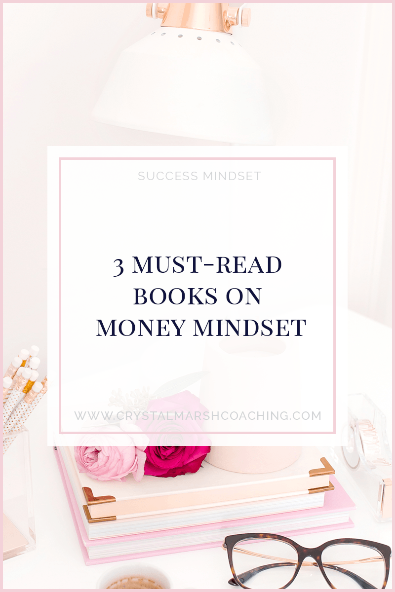 3 must-read books on money mindset