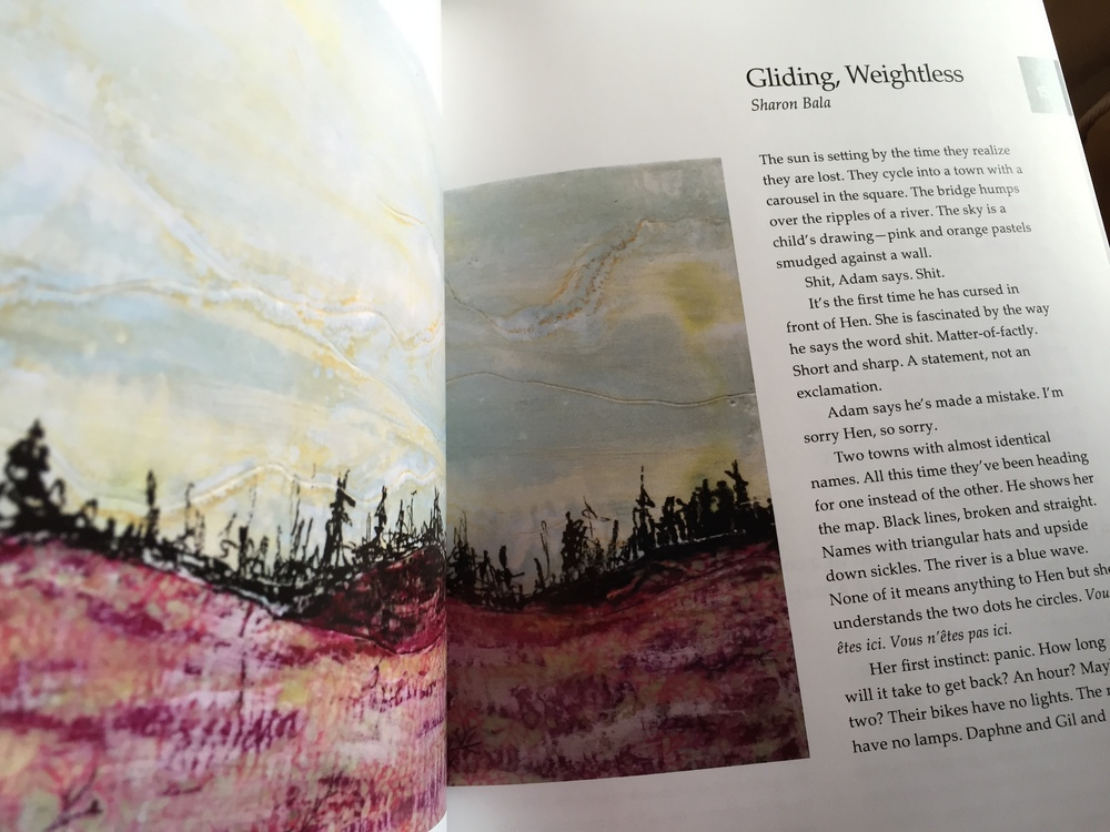 Gliding, Weightless by Sharon Bala