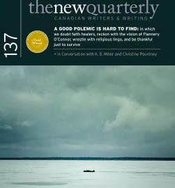 The New Quarterly Miloslav