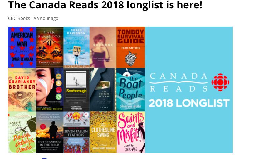 CanadaReads