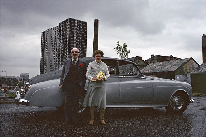 Glasgow (1980), Raymond Depardon/Magnum Photos