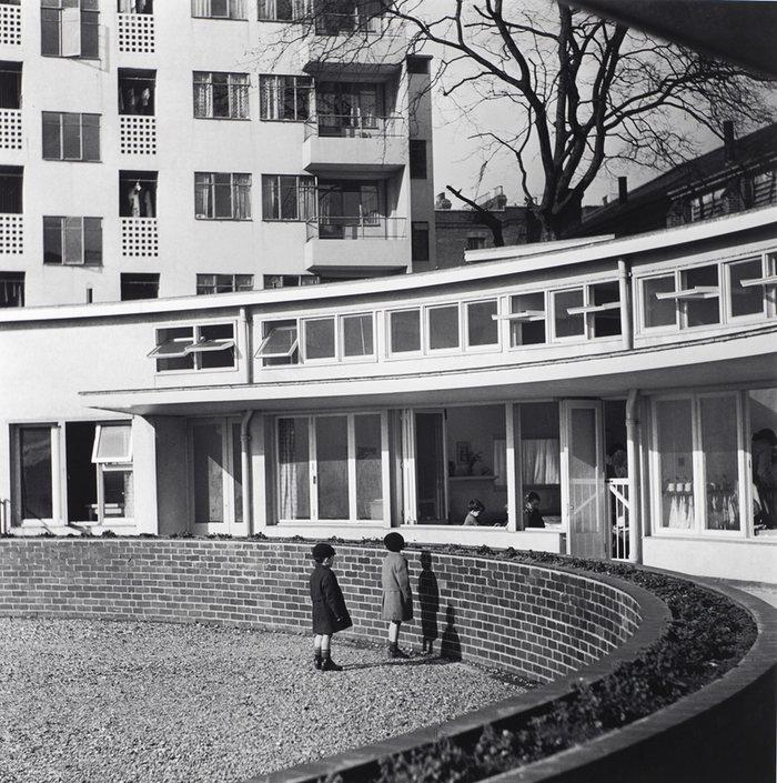 (c 1938) Kensal House, London