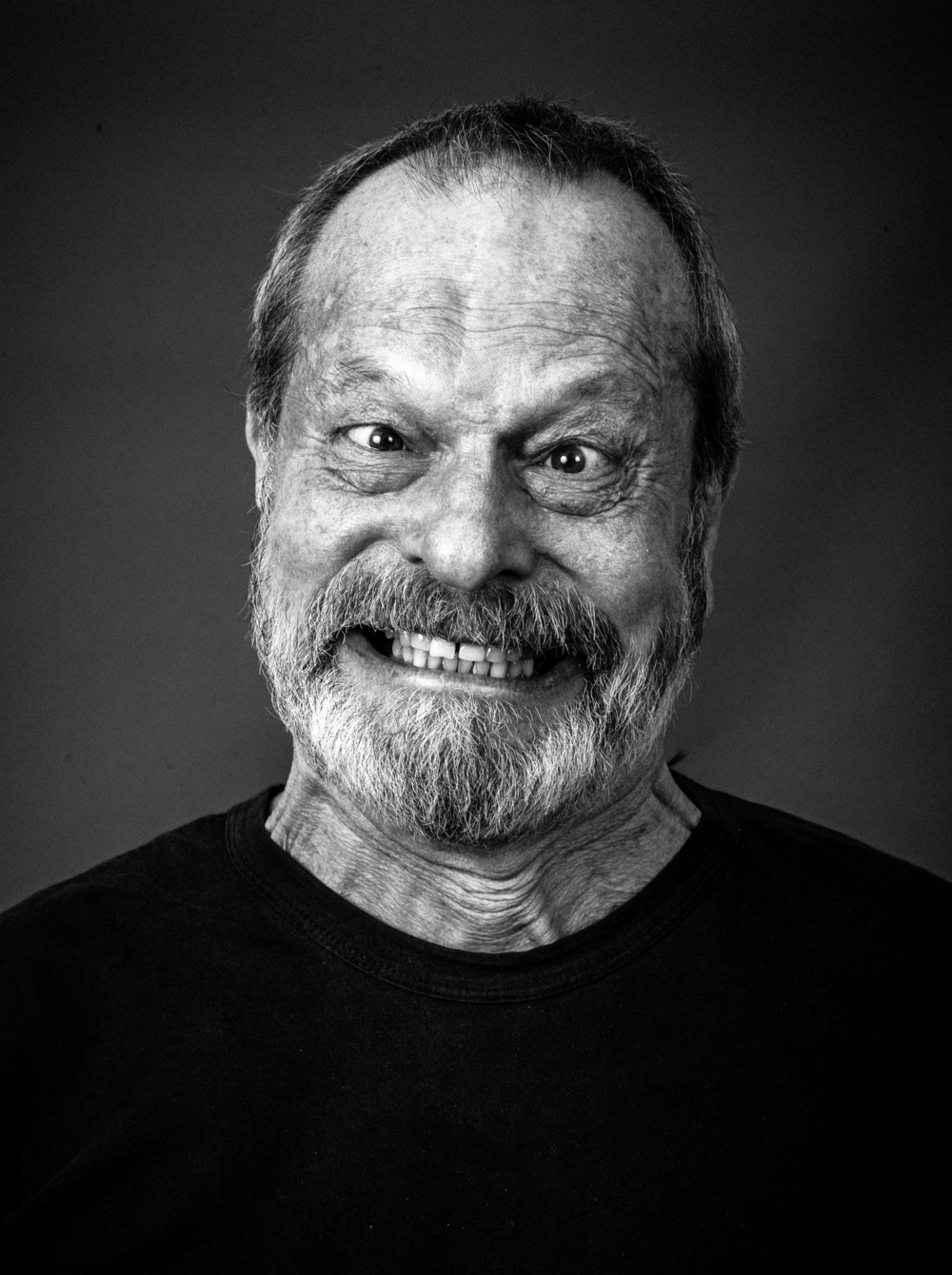 My emotions provoked & described by this guy. Ladies and gentleman, Terry Gilliam. [photo source: Time Out]