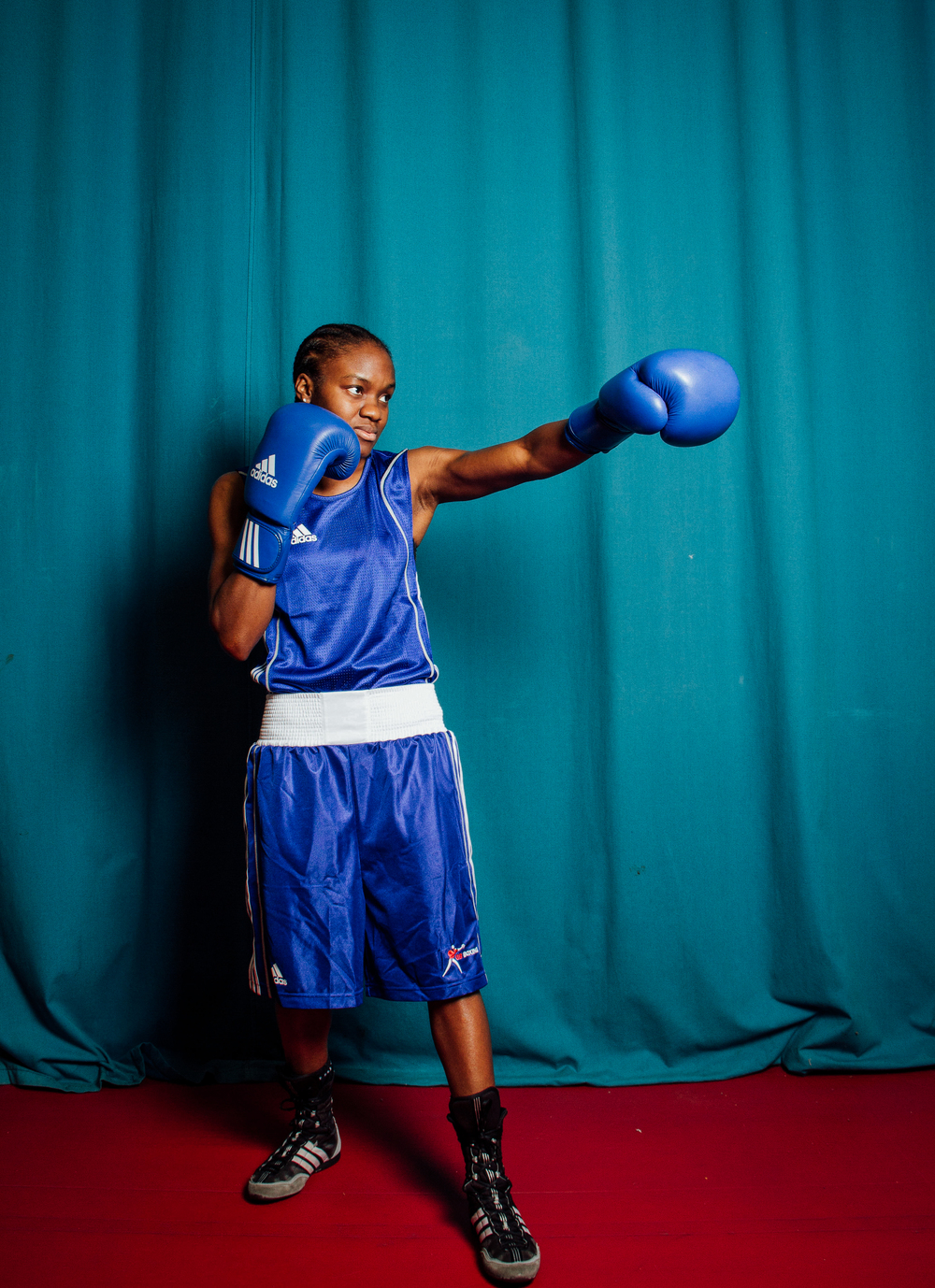 Nicola Adams, The Independent New Review