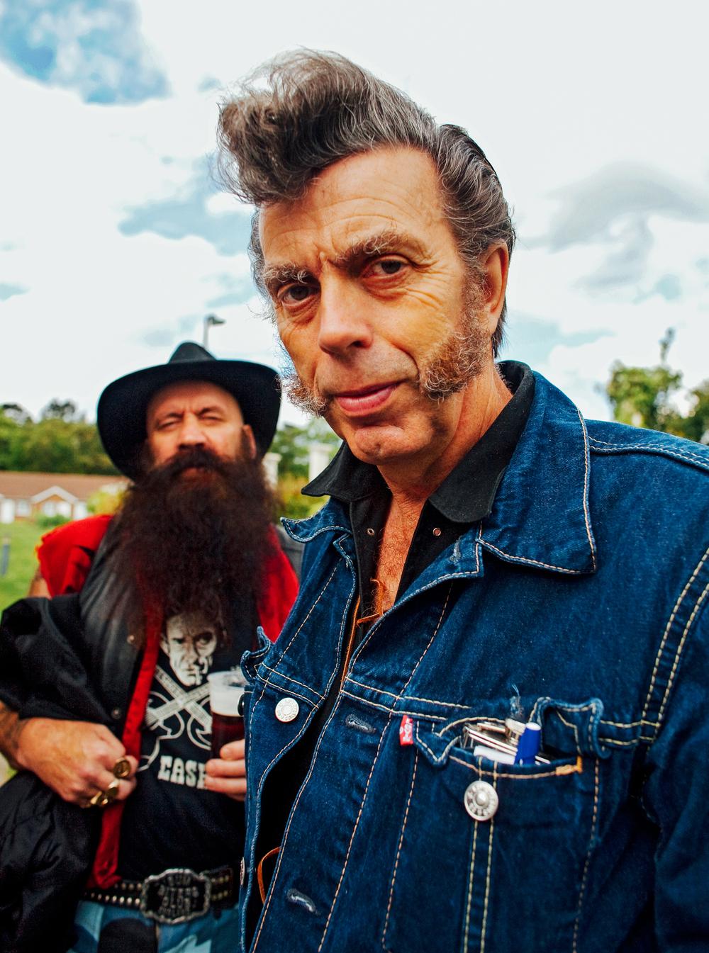 Rockers, Hemsby 2011
