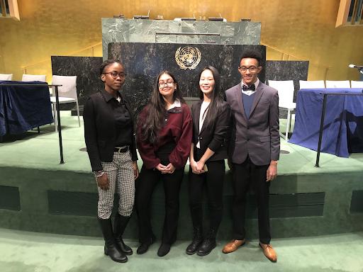 UNIS-UN 2019 - Project Rousseau