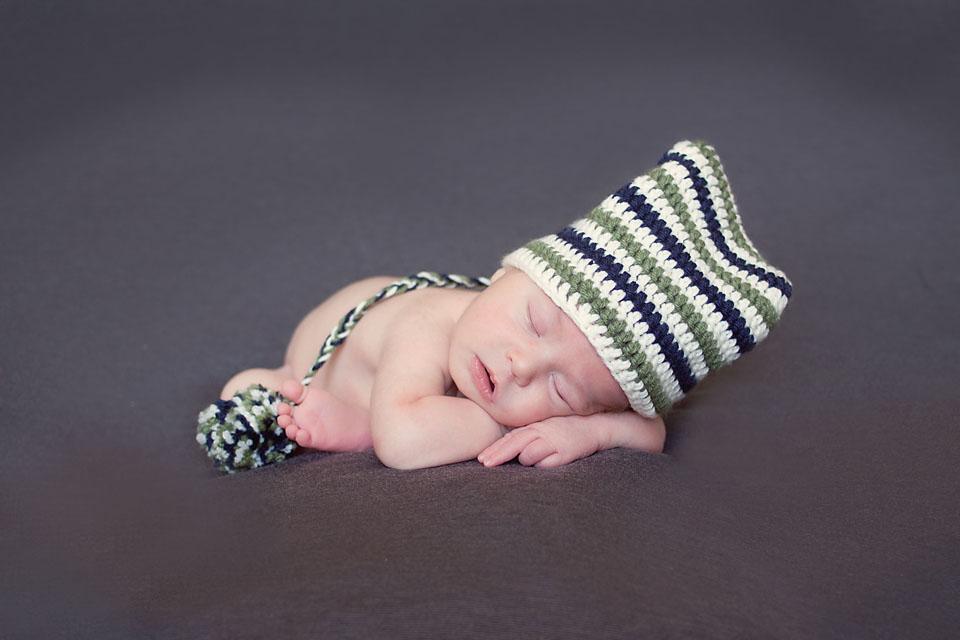 Newborn Sleeping Hat