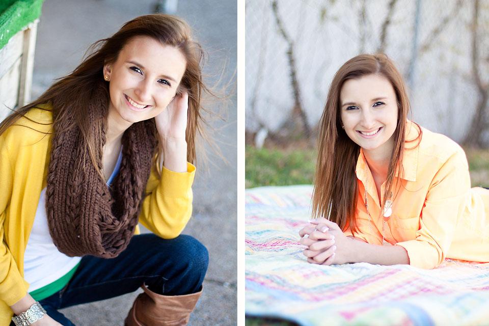 Senior Girl Portraits