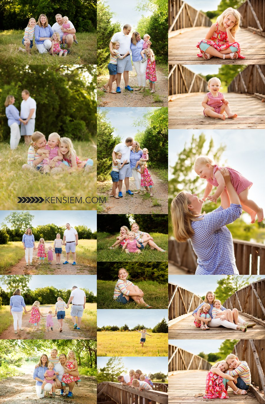 WINCHESTER VIRGINIA FAMILY PHOTOGRAPHER | Outdoor Family Session